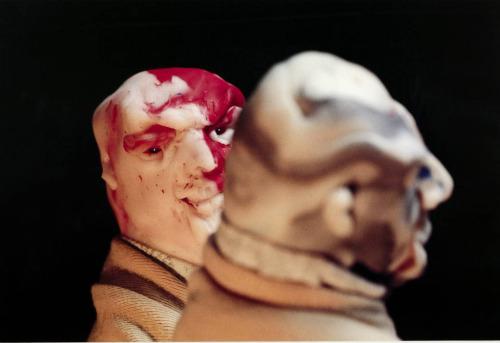 tumblr_lwz55yGdAz1qfc4xho1_500 Thomas Schuette German artist, United enemies, 1994 Contemporary