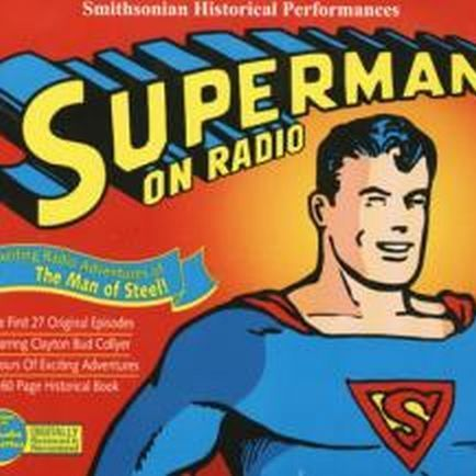 Image result for superman radio series