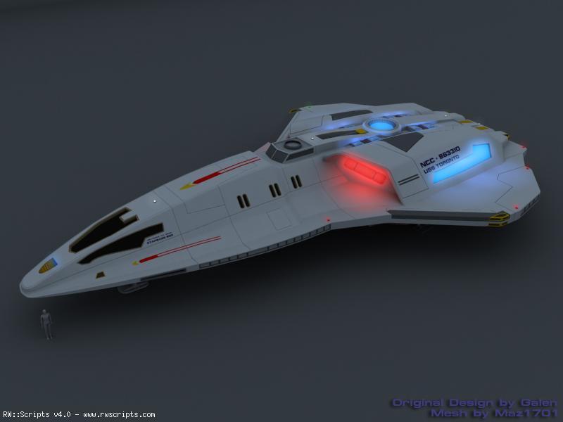 Arrow Class Runabout 2