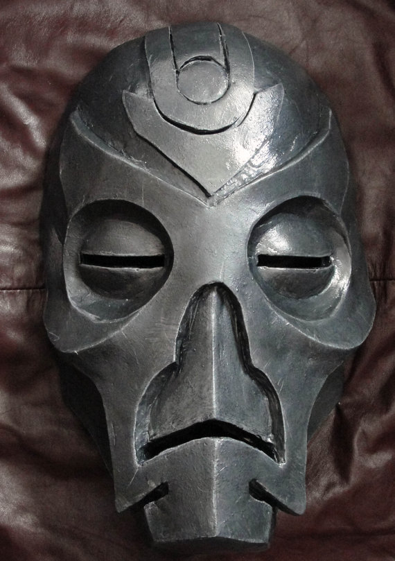REPLICAS OF DRAGON PRIEST MASKS FROM SKYRIM On The Level Gaming
