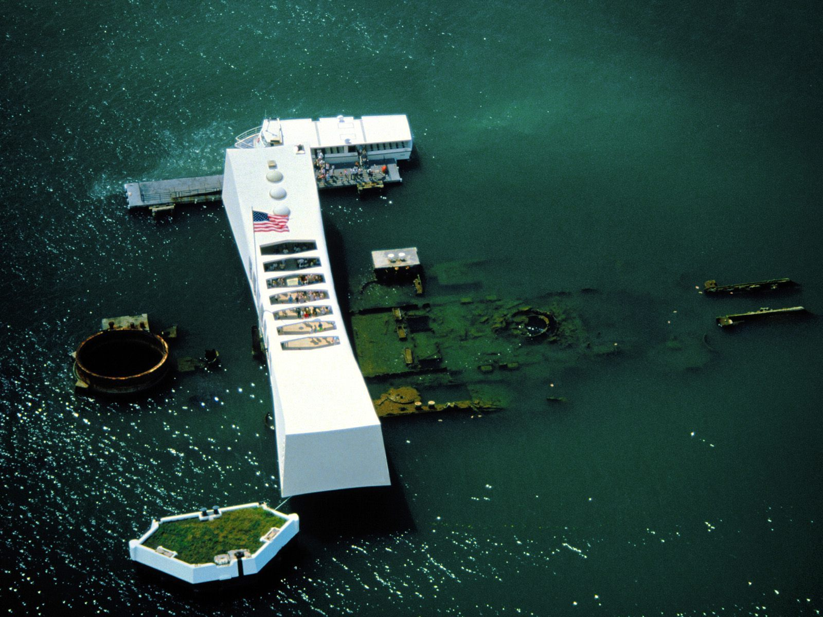 Pearl Harbor Virtual Tour Text Images Music Video