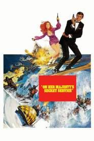 เจมส์ บอนด์ 007 ภาค 6: ยอดพยัคฆ์ราชินี (1969)
