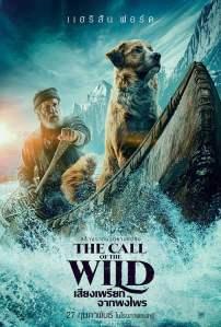 เสียงเพรียกจากพงไพร (2020) The Call of the Wild
