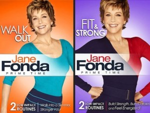 Jane Fonda's Fit & Strong DVD