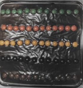 Chocolate Birthday Cake at the O'Shea home