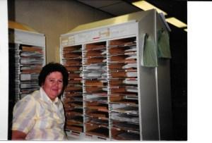 Joan McCallum at SGI