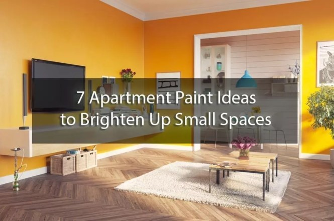 Paint Ideas To Brighten Up Small Es