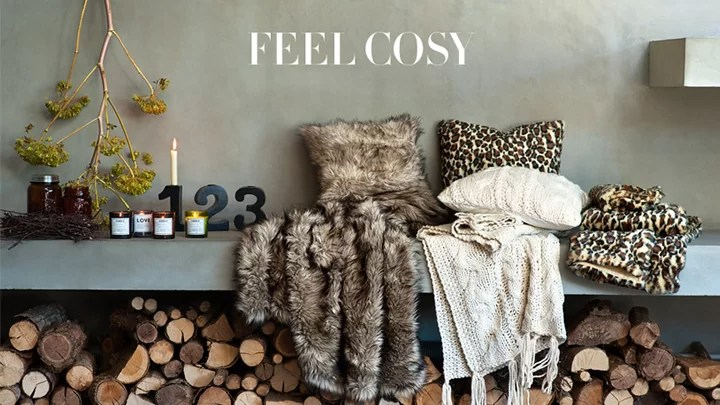 New Winter Home Collection By HampM