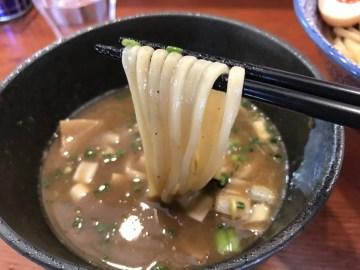 スープと麺の相性完璧