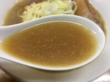 最強煮干しスープ