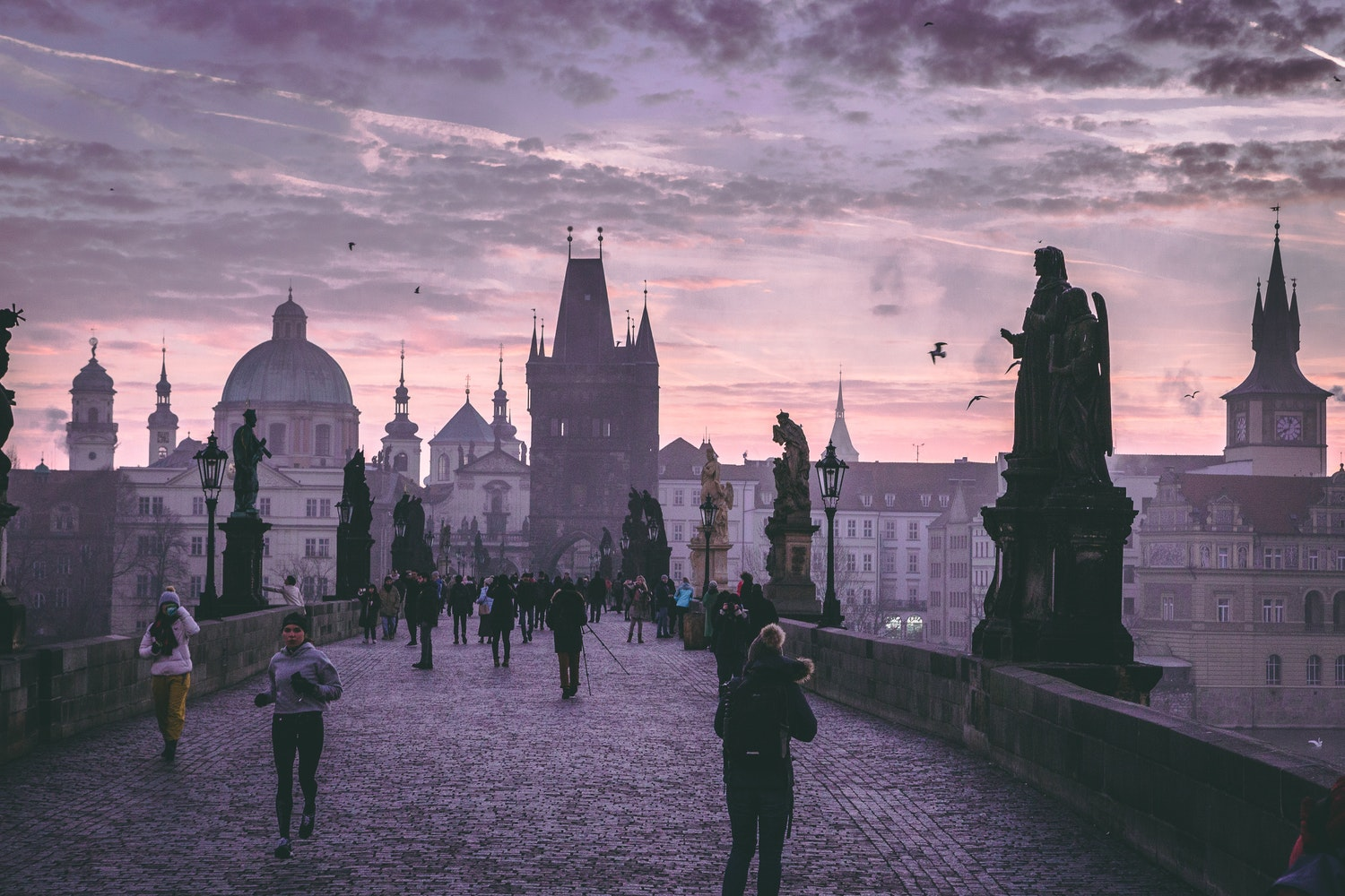 Charles Bridge, Czechia
