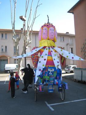 carnaval 7 animés 2008