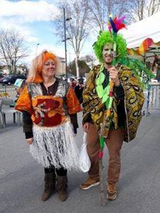Carnaval 7 animés 2018