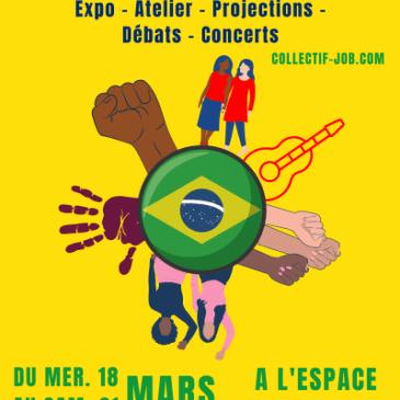 """Temps Fort """"Paradoxe Brésil"""""""