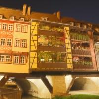 Mit dem Nachtwächter durch Erfurt