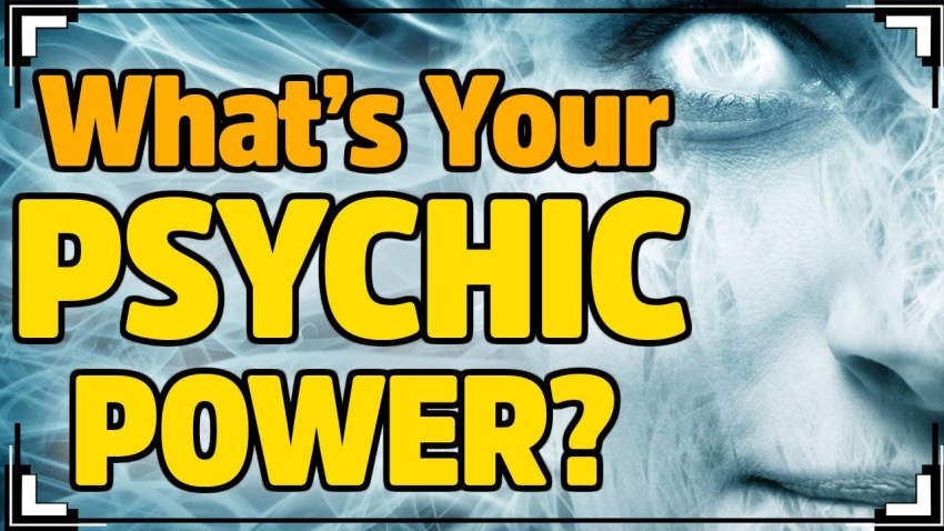 Know Your Psychic Power: Six of the Most Prominent Abilities!