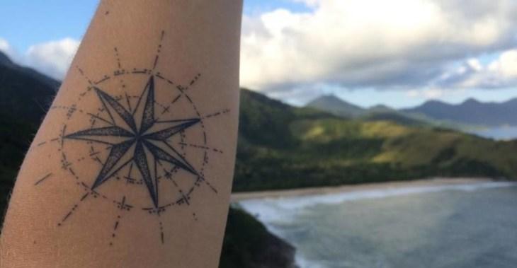 Tatuagem 7 Cantos do Mundo