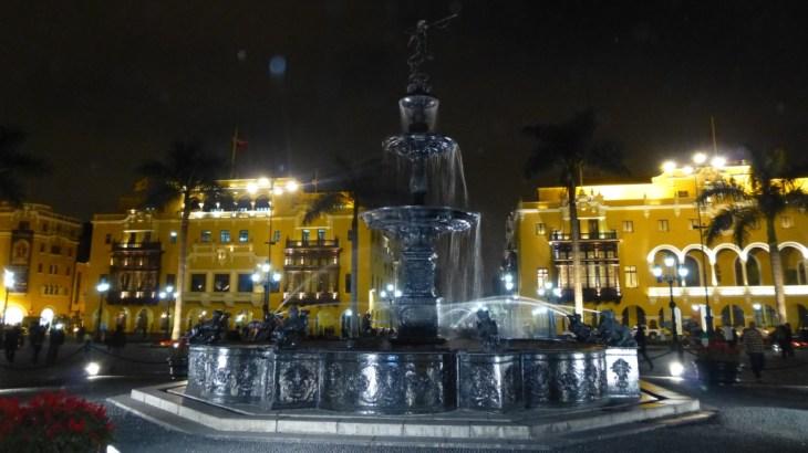Plaza San Martín - Centro de Lima