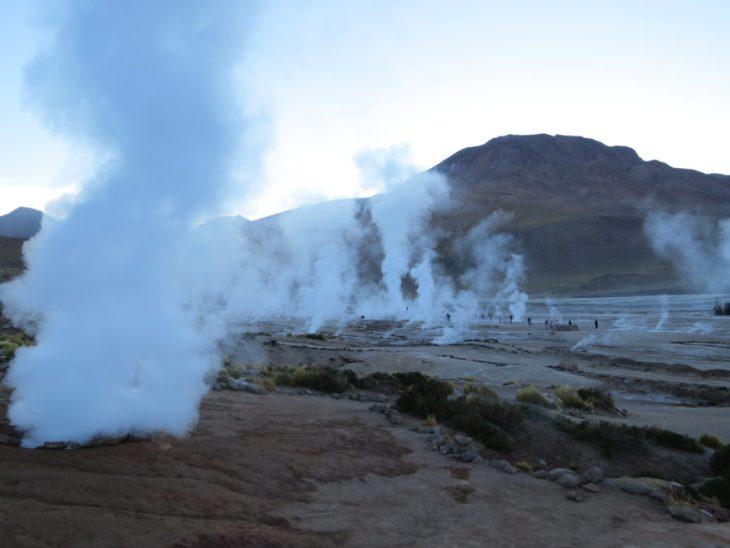 Geysers del Tatio - Deserto do Atacama - Chile - 7 Cantos do Mundo