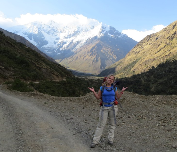 Trilha Salkantay para Machu Picchu - Dia 1