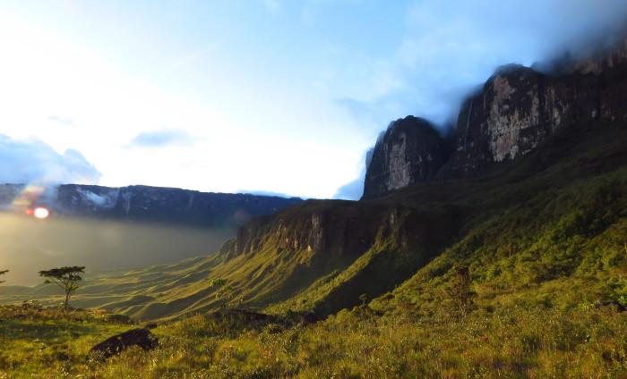 Monte Roraima - Campo base
