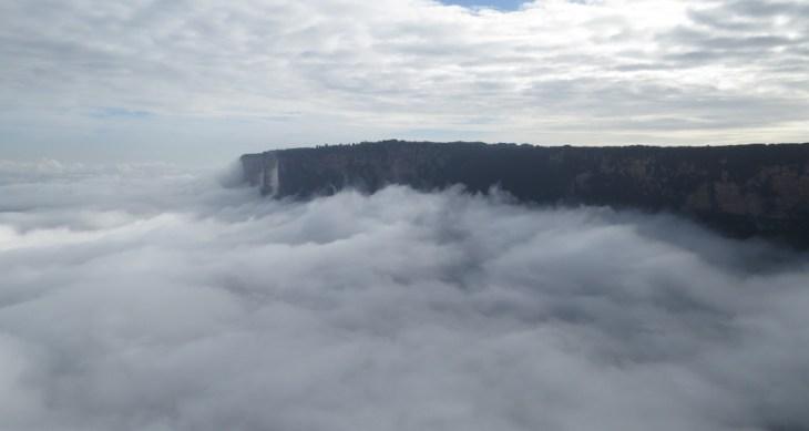 Monte Roraima - Abismo da Guiana