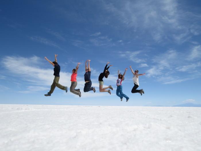 7 motivos para fazer viagens outdoor - Salar de Uyuni - Bolívia