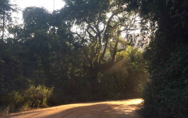 Estrada para Ibitipoca - MG