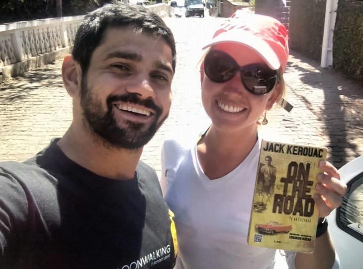 Livro Viajante - 7 Cantos do Mundo