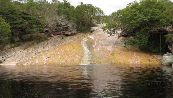 Ribeirão do Meio - Chapada Diamantina