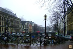 A cidade das bicicletas