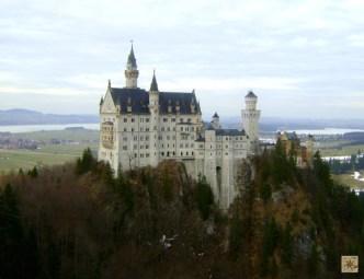 Castelo de Neuschwanstei