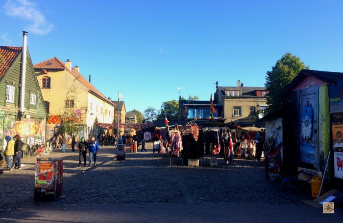 Christiania - Copenhagen - Denmark - 7 Cantos do Mundo