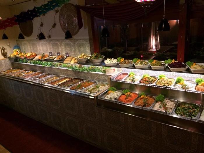 Ankara - Onde comer bem em Copenhague - 7 Cantos do Mundo
