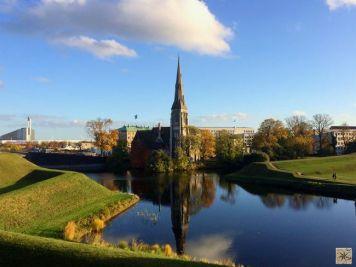 O que fazer em Copenhague - Kastellet - Copenhague - Dinamarca - 7 Cantos do Mundo
