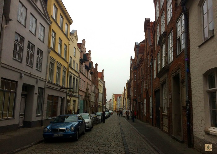 Até as ruas comuns são charmosas