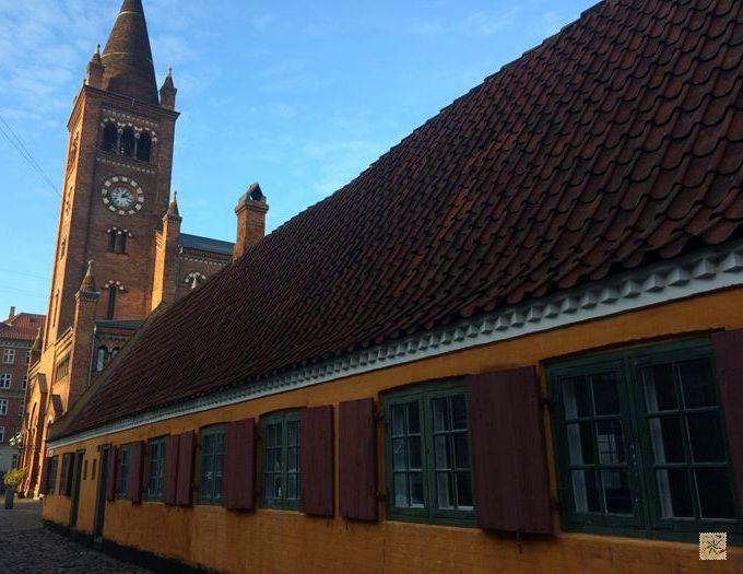 Nyboder - Copenhague - Dinamarca - 7 Cantos do Mundo