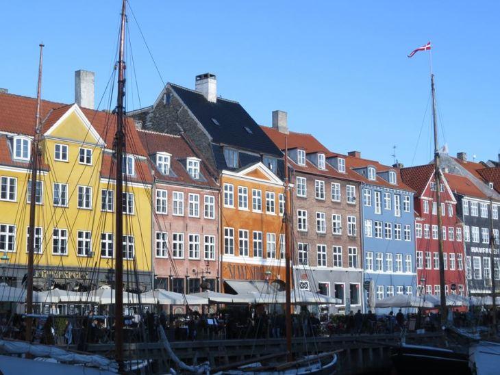 Copenhague - Dinamarca - 7 Cantos do Mundo