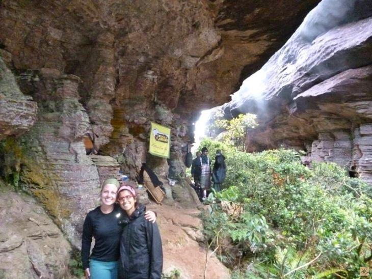Parceria 7 Cantos do Mundo e Utópicos Mundo Afora | Foto: Monte Roraima