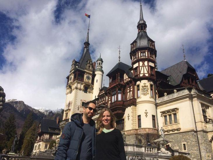 Castelo de Peleş - Romênia - 7 Cantos do Mundo