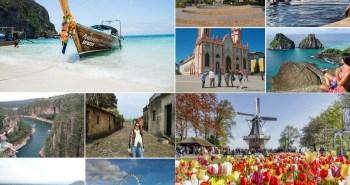 10 destinos incríveis para conhecer em 2018 - 7 Cantos do Mundo