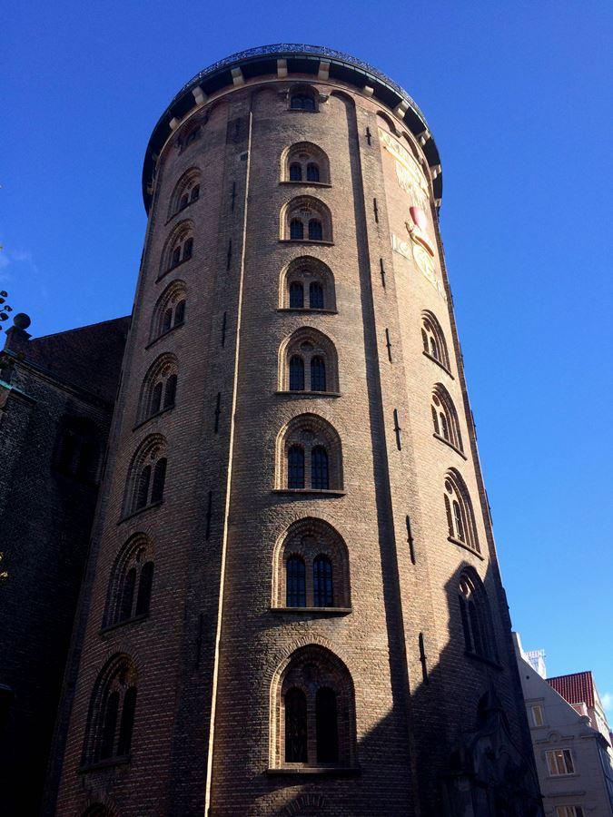3 lugares incríveis para ter vista panorâmica de Copenhague - Round Tower - Copenhague - Dinamarca - 7 Cantos do Mundo