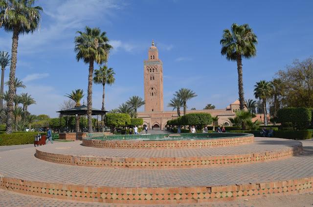 10 destinos incríveis para conhecer em 2018 - Marraquexe - Marrocos - 7 Cantos do Mundo
