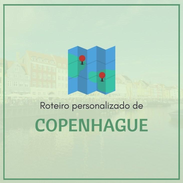 Roteiro personalizado Copenhague