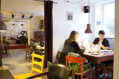 Onde ficar em Copenhague — melhores hostels - Globalhagen Hostel - Copenhague - Dinamarca - 7 Cantos do Mundo