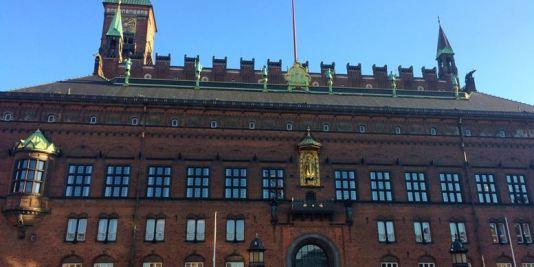 O que fazer em Copenhague - Rådhus - Copenhague - Dinamarca - 7 Cantos do Mundo