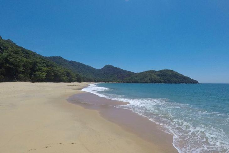 Praia do Bonete - Ubatuba - SP - 7 Cantos do Mundo