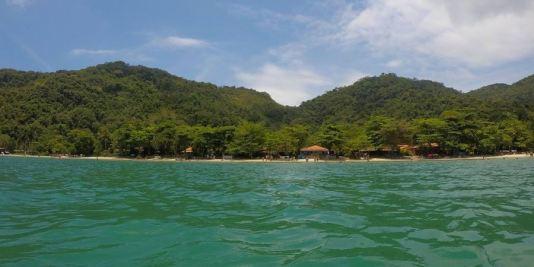 Praia da Fortaleza - Ubatuba - SP - 7 Cantos do Mundo