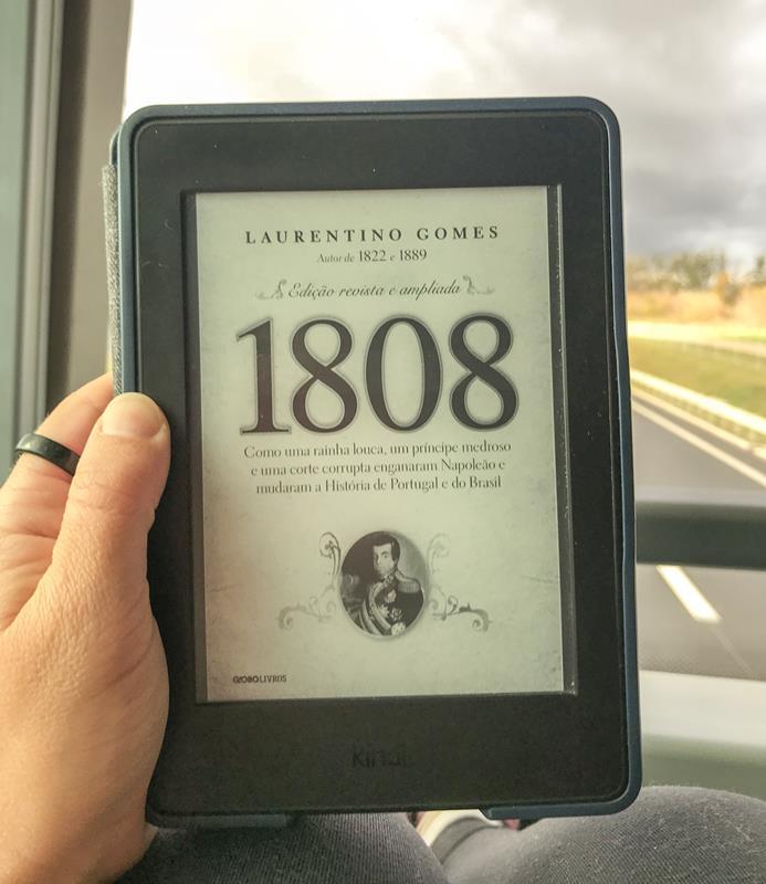 b24af4226 Vale a pena comprar um Kindle para viajar - 7 Cantos do Mundo
