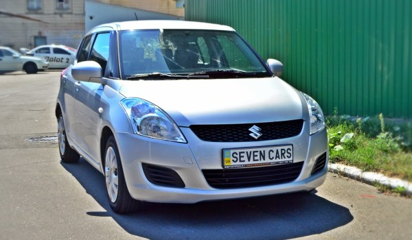 Suzuki Swift, 1.3, Manual